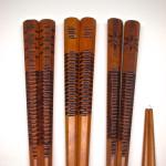 彫刻箸『指が喜ぶ箸』